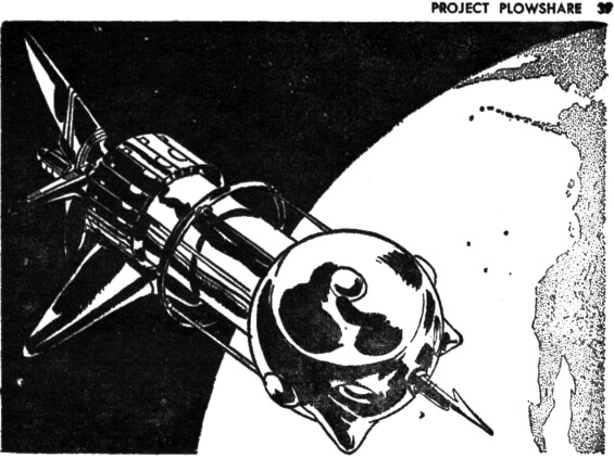 Project Plowshare by Philip K. Dick