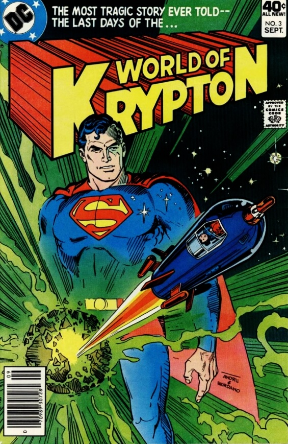 World Of Krypton, No. 3