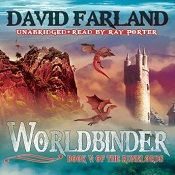 Fantasy - Worldbinder by David Farland