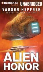 Alien Honor by Vaughn Heppner