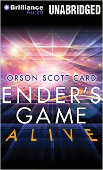 Cover for Ender's Game Alive