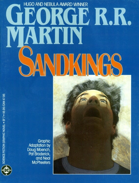Science Fiction Graphic Novel, SF7 - George R.R. Martin's SANDKINGS