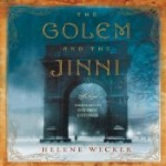 Book Cover for The Golem and the Jinni