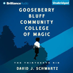 Gooseberry Bluff Community College of Magic by David J. Schwartz