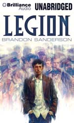 Legion by Brandon Sanderson