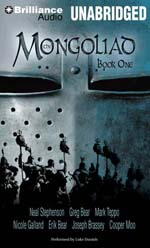 Mongoliad: Book 1