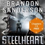 Cover Art for Steelheart by Brandon Sanderson