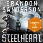 Cover Art for Steelheart by Brandon Sanderson