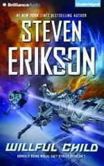 Willful Child by Steven Erikson