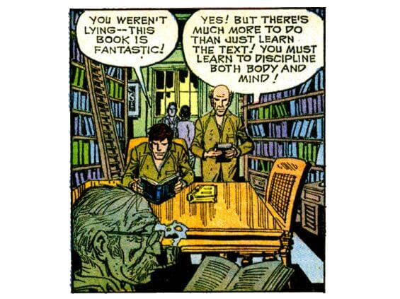 from Weird Mystery Tales, issue 6, 1973