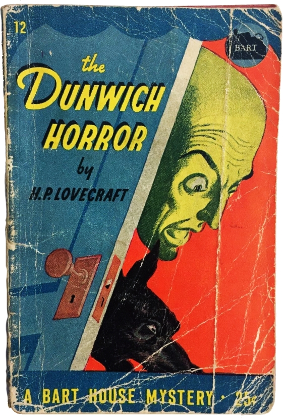 BART - The Dunwich Horror by H.P. Lovecraft
