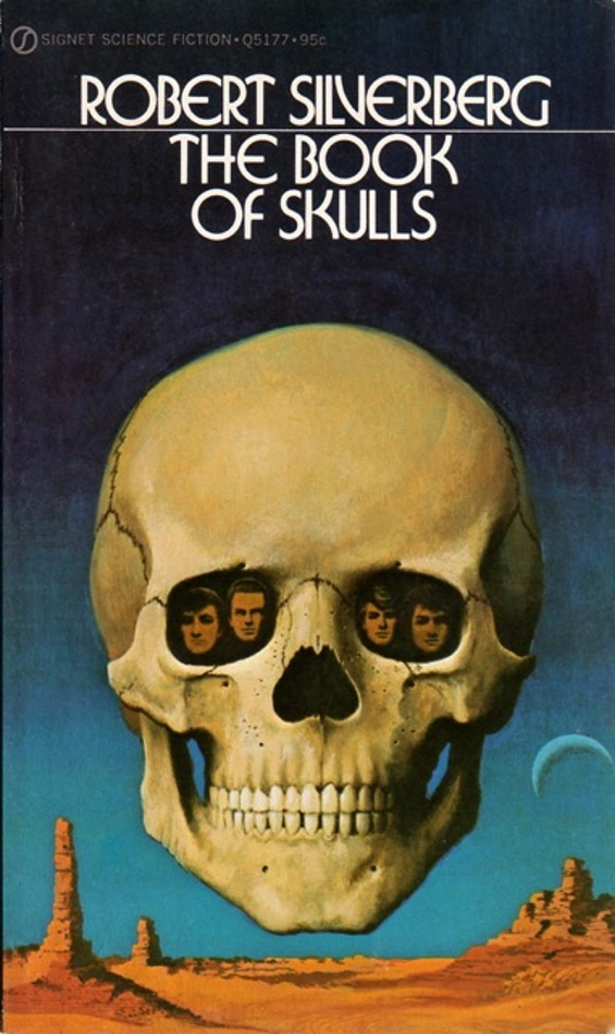 The Book Of Skulls (1972)