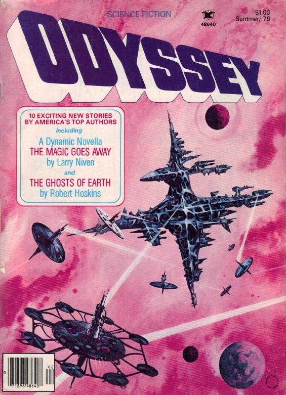 Odyssey, Summer 1976