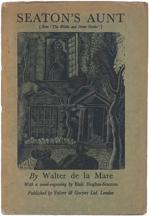 Seaton's Aunt by Walter de la Mare