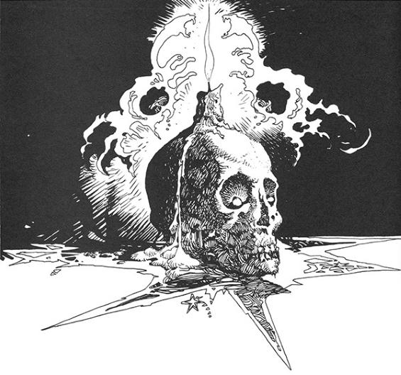 Skull Of Wavyhill