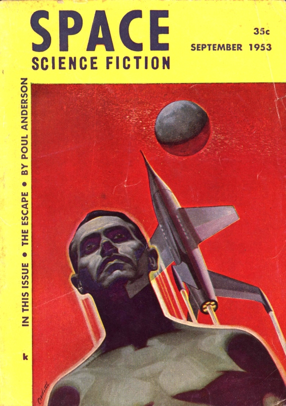 Space Science Fiction, September 1953