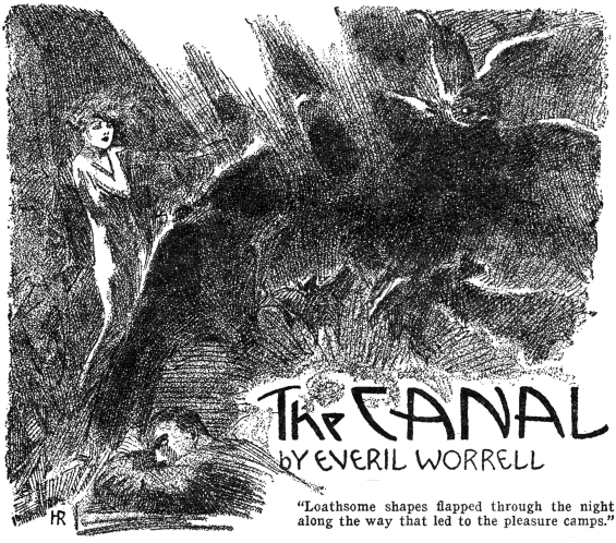 The Canal by Everil Worrell - Illustrated by Hugh Rankin