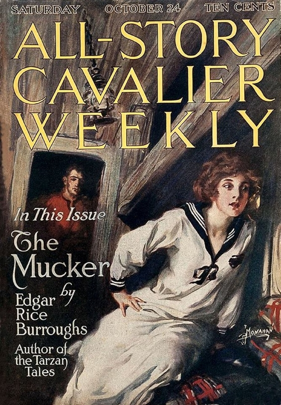 All-Story Weekly, October 24, 1914 - THE MUCKER