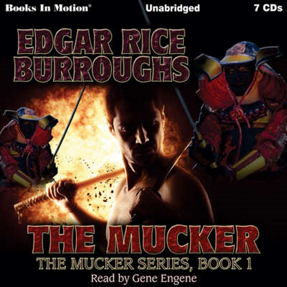 BOOKS IN MOTION - The Mucker by Edgar Rice Burroughs