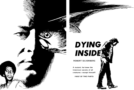 Dying Inside from Galaxy, July 1972