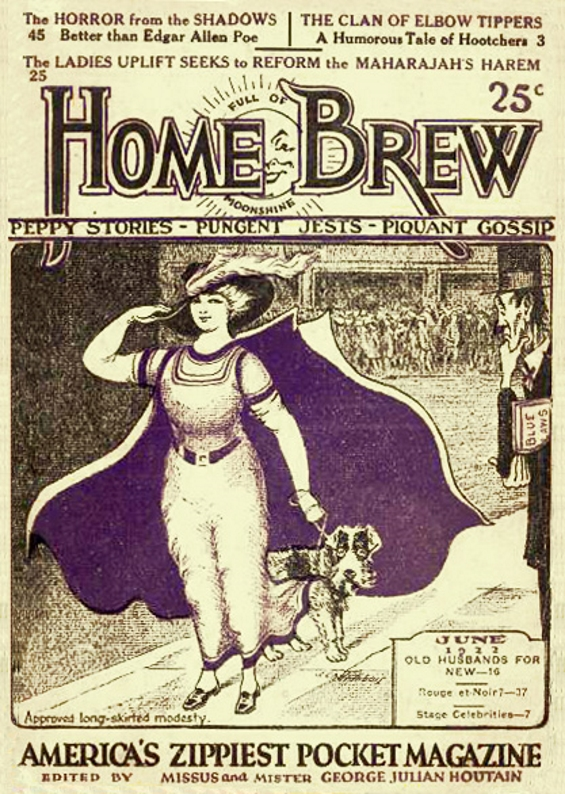 Home Brew, June 1922