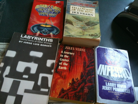 Jolly Old Books