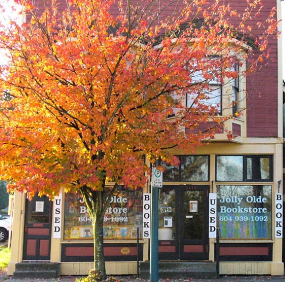 Jolly Old Bookstore