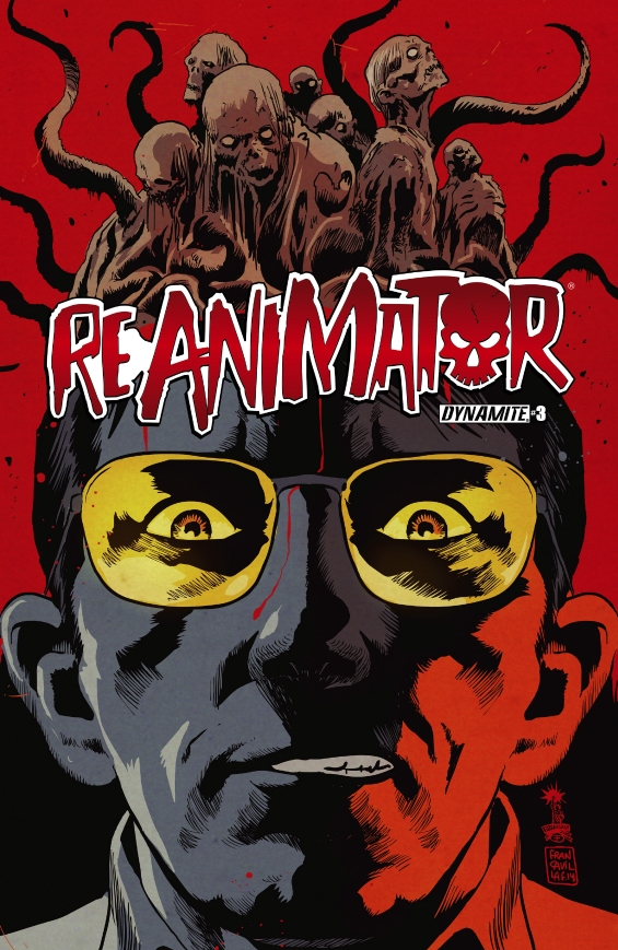 ReAnimator art by Francesco Francavilla565