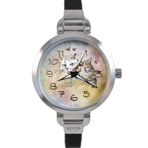 enamel hand painted dial