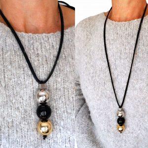 Adjustable elegant necklace