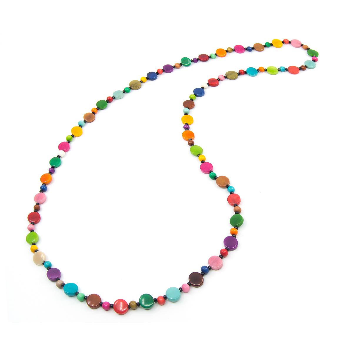 Colourfresh Tagua Necklace