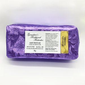 Disaronno Infused Dark Fruitcake 1 kg