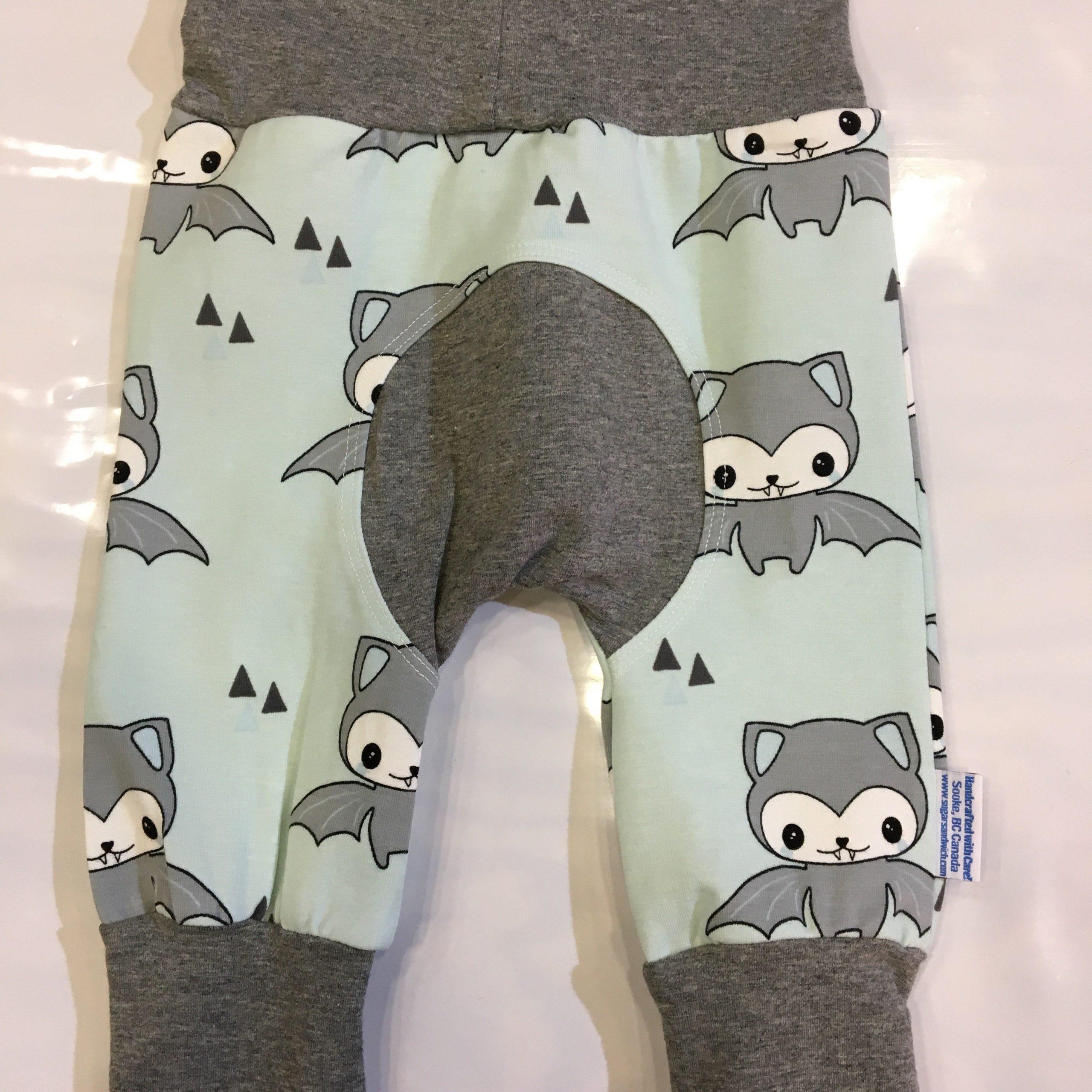 green bats pants