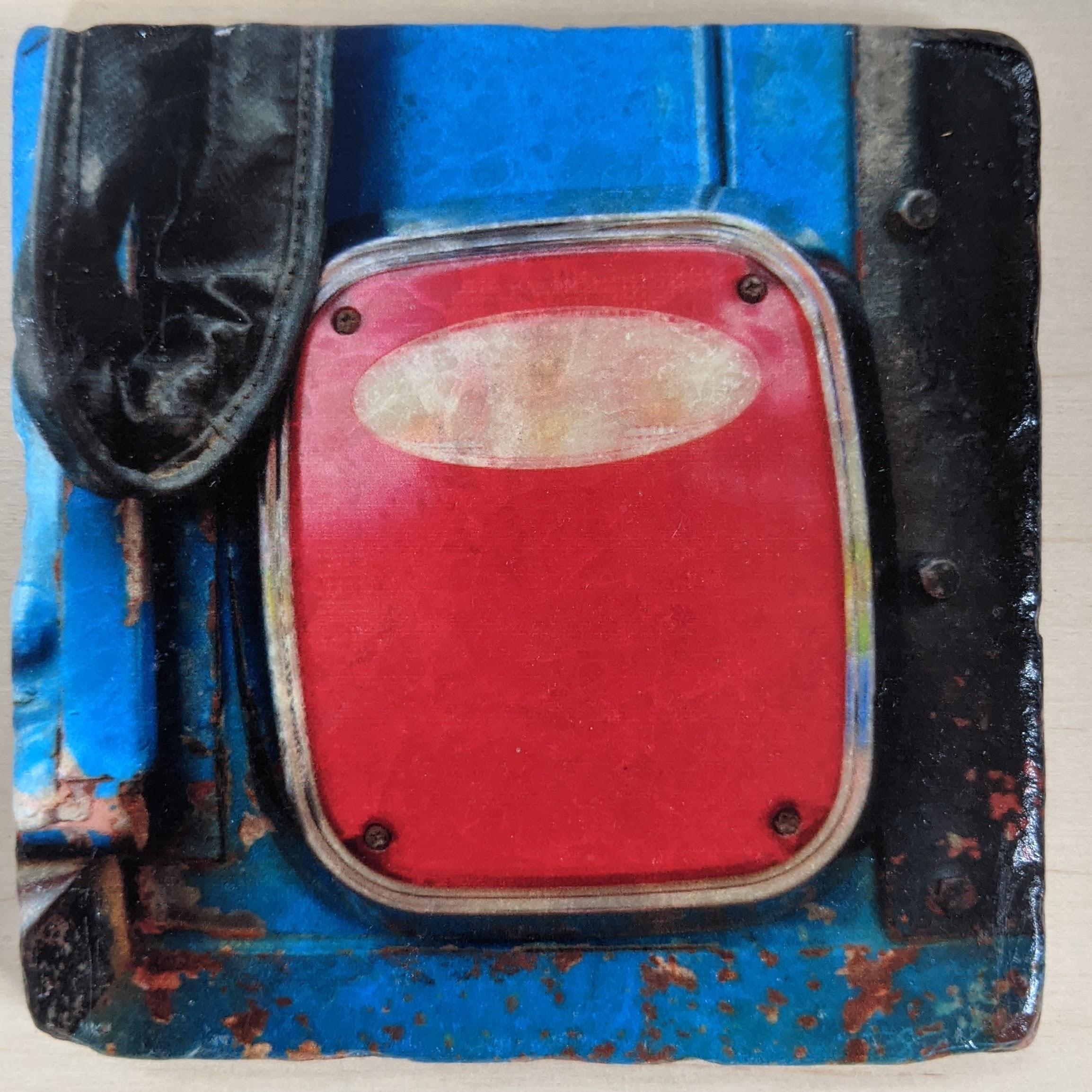 Jeep - Marble Art Coaster-03
