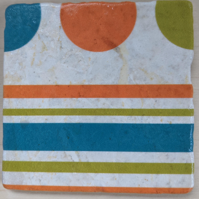 MCM-Marble Art Coasters Circles-01B-1