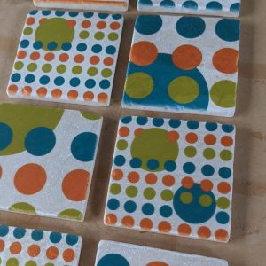 MCM-Marble Art Coasters-8