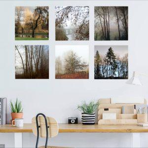 Wood Art Panels