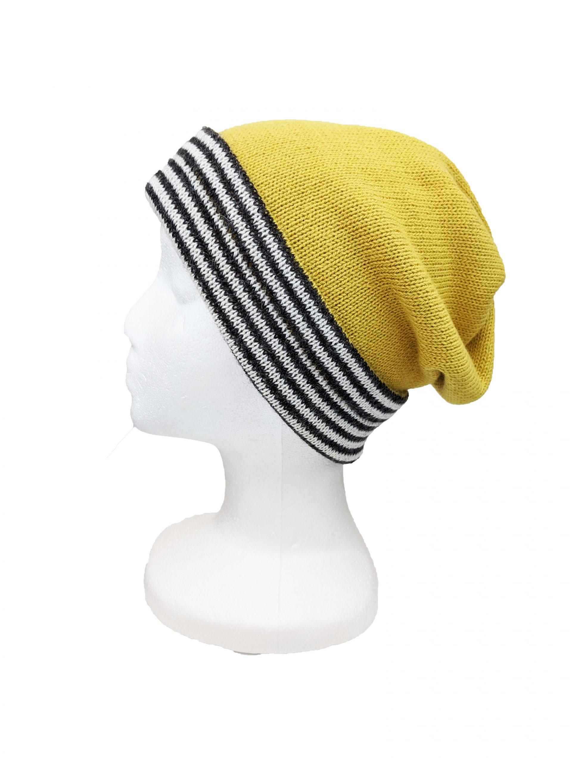Alpaca Reversible Neckwarmer/Hat