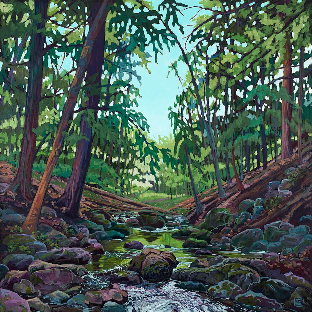 Jennifer Elliotson, Canadian Landscape Artist
