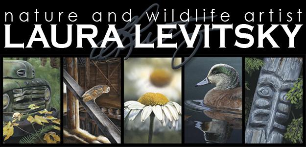 The Nature Art of Laura Levitsky