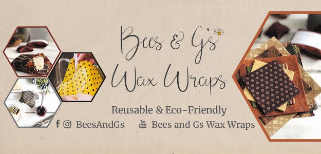 Bees & G's Wax Wraps
