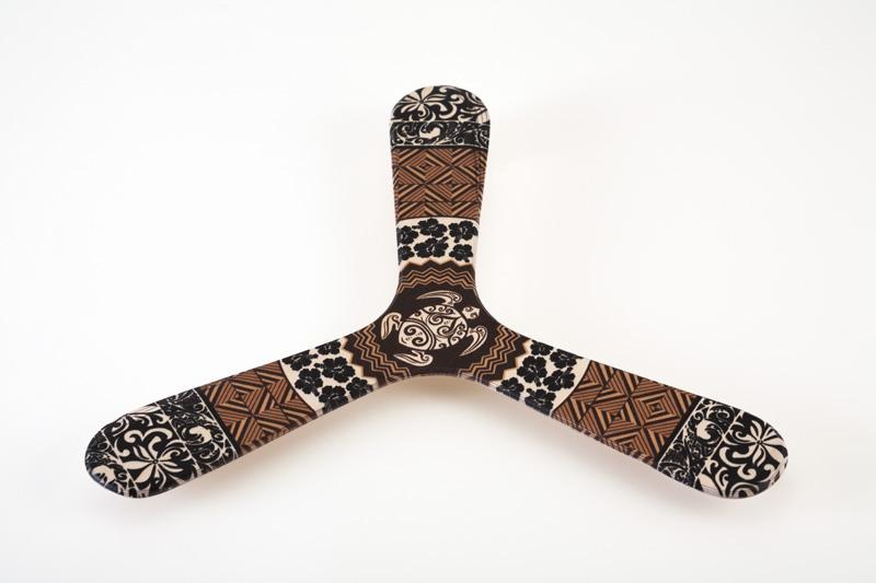 boomerang Tahiti