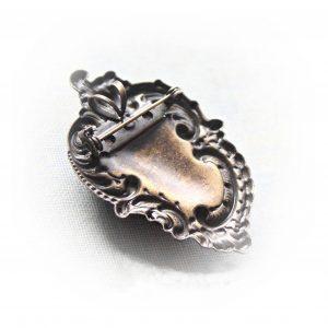 convertible brooch necklace