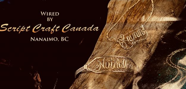 Script Craft Canada/Personalized Jewellrey/Wire wrapped Gemstones