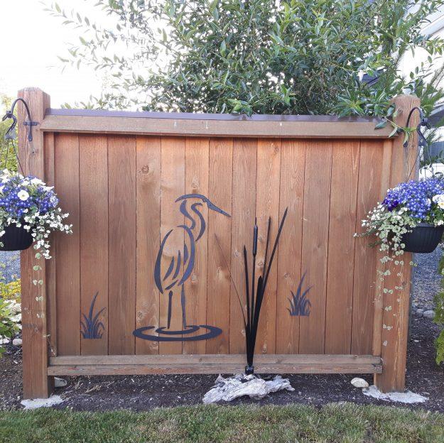 West Coast Fence Art