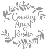 Country Angel Rustic Decor