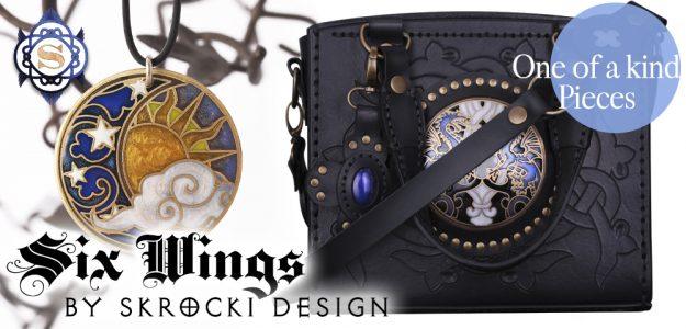 Six Wings by Skrocki Design