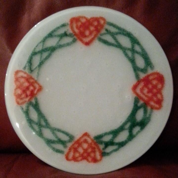 Celtic Designs Plate