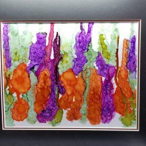 """""""Spring Growth"""" Original Painting"""