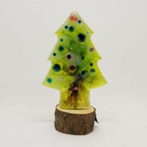 Resin Tree Sculpture